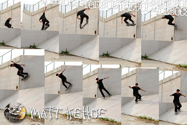 Matt Kehoe x Dont Act Famous
