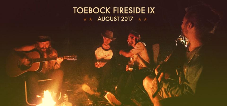 Toebock Fireside 2017