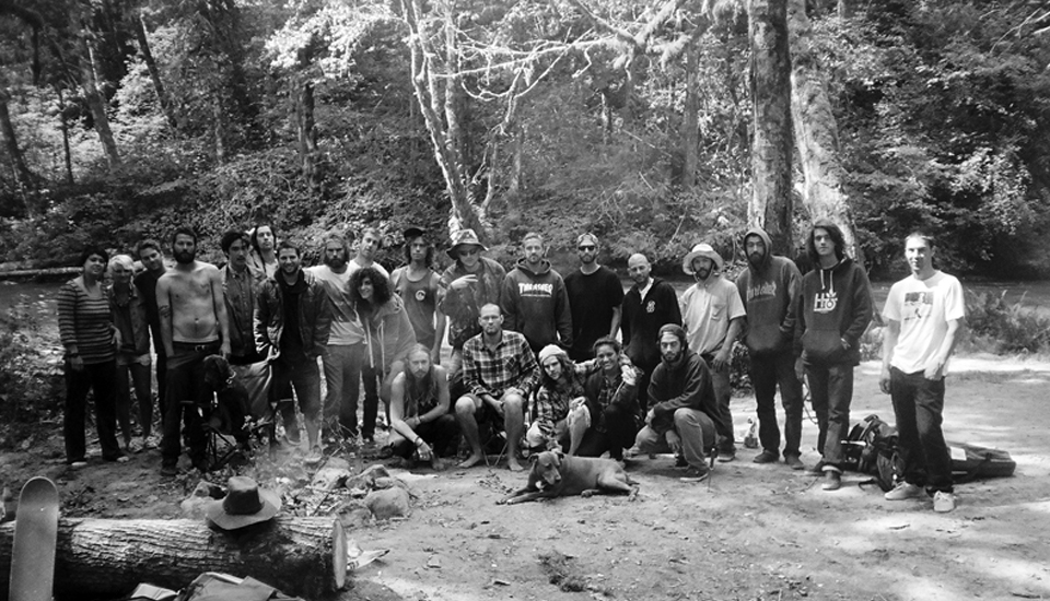 Toebock x Fireside 2011
