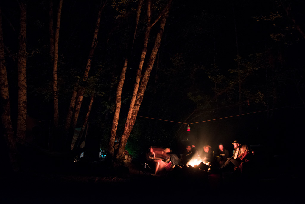 The 10th Annual Toebock Fireside Campout Article x Travis Knight