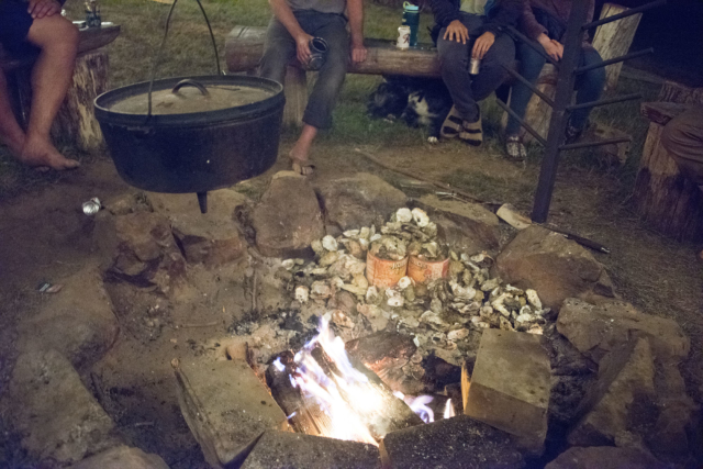 Austin Illes Campfire Culinary Delights