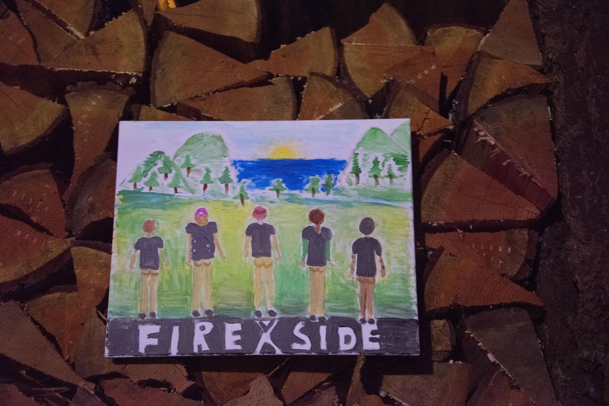 Camila Pereira Painting | FIREXSIDE FAMILY