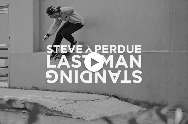 Steve Perdue x FIREXSIDE