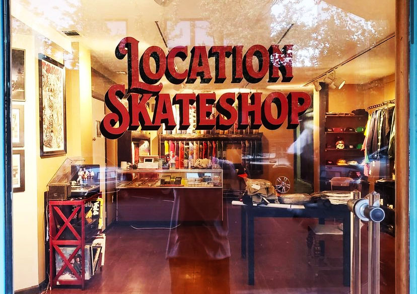 Location Skateshop