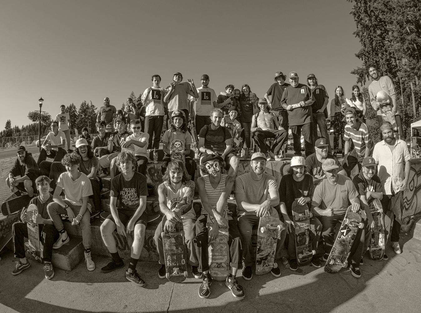 Kingston Skateboard jam