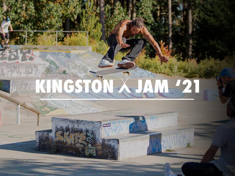 Kingston Jam x FIREXSIDE